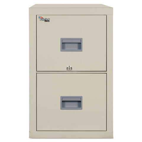 FireKing Patriot Series 2-Drawer Vertical Files FIR2P1825CPA, Tan (UPC:033983078599)