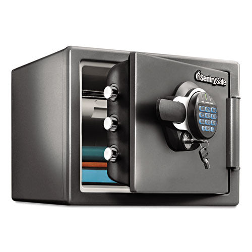 Sentry Safe Fire/Water Resistant Digital Safe (SENSFW082GTC)