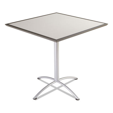 Iceberg Dura Comfort Edge iLand Square Tables ICE69865 ; UPC: 674785698655