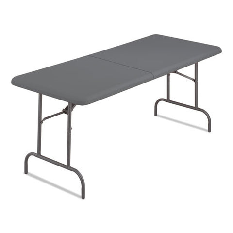 Iceberg IndestrucTable TOO Bifold Table ICE65457, Gray (UPC:674785654576)