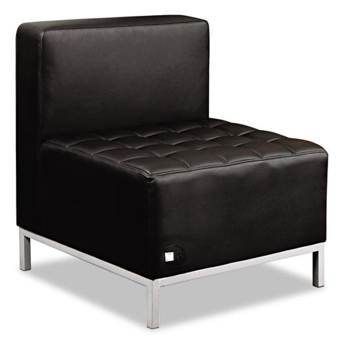 Alera QUB Series Armless L Sectional ALEQB8116P,  (UPC:042167393038)