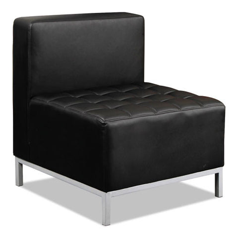 Alera QUB Series Armless L Sectional ALEQB8116,  (UPC:042167393021)