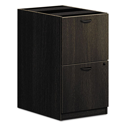 basyx by HON BL Series Pedestal File in Espresso ; UPC: 641128467650