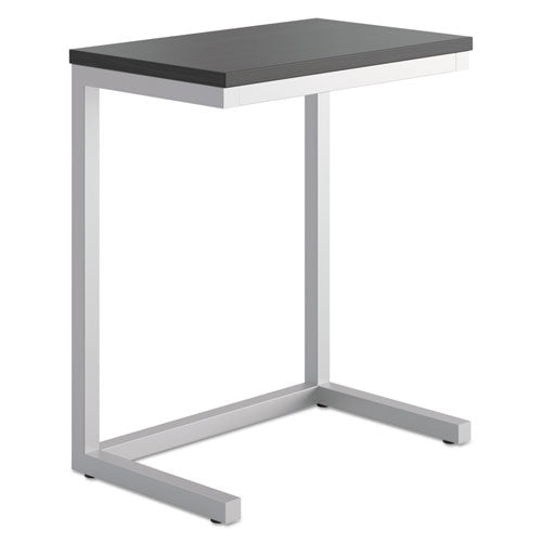 "HON Cantilever Table | 17-1/2""W x 9-7/8""D 