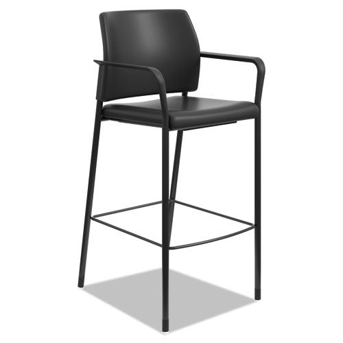 HON Accommodate Series Caf Stool HONSCS2FEEE11B,  (UPC:020459257312)