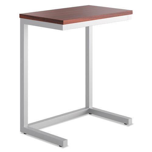 basyx by HON Cantilever Table in Chestnut ; UPC: 641128468824
