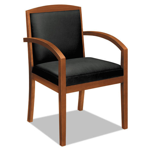 basyx by HON HVL853 Guest Chair in Black ; UPC: 089191138129