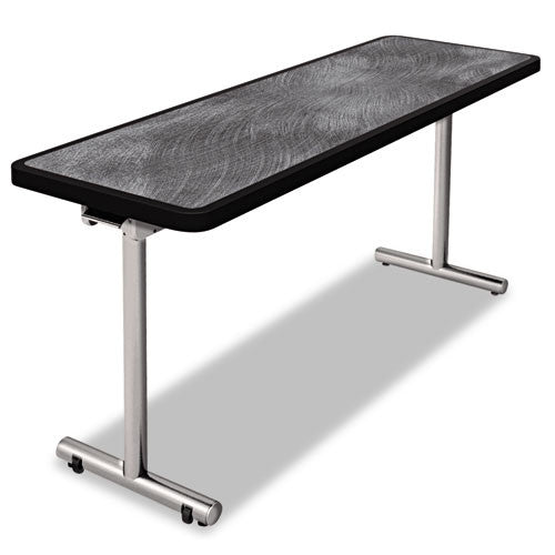 Nomad by Palmer Hamilton Aero Mobile Folding Table PHLAR2460PW,  (UPC:852024006014)