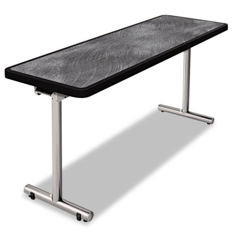 Nomad by Palmer Hamilton Aero Mobile Folding Table PHLAR2472PW,  (UPC:852024006038)