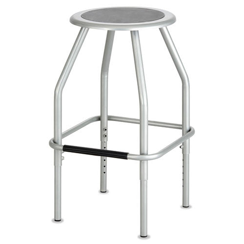 Safco Diesel Industrial Stool with Stationary Seat SAF6666SL,  (UPC:073555666632)