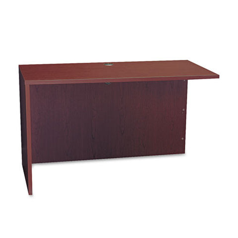 basyx by HON BL Series Return Shell in Mahogany ; UPC: 791579963475