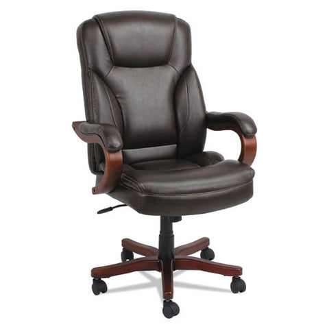 Alera Transitional Series Executive Wood Chair ALETS4159W,  (UPC:042167392796)