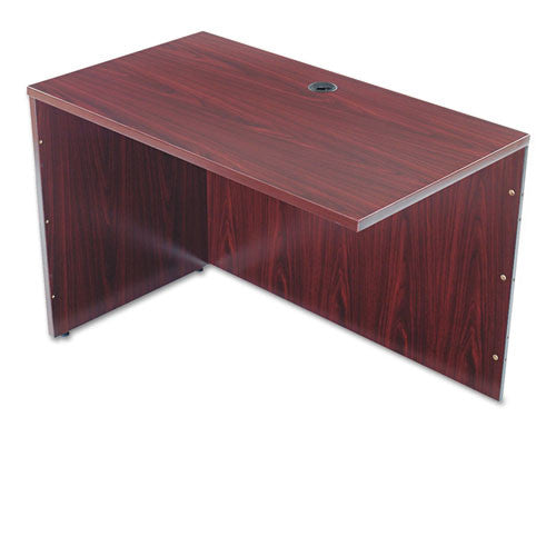 basyx by HON BL Series Return Shell in Mahogany ; UPC: 881728510886