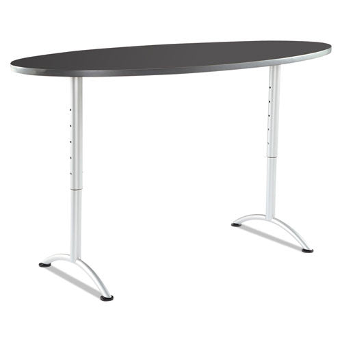 Iceberg Utility Table ICE69627, Gray (UPC:674785696279)