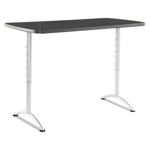 Iceberg Utility Table ICE69317, Gray (UPC:674785693179)