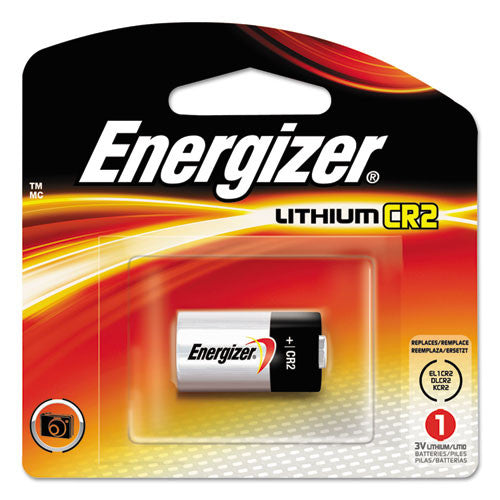 Energizer e2 EL1CR2BP Lithium Photo Battery ; (039800075062)