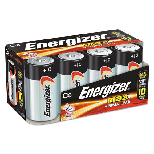 Energizer C Cell Alkaline Battery ; (039800006059)