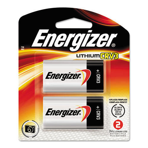 Energizer Lithium Photo Battery ; (039800042880)