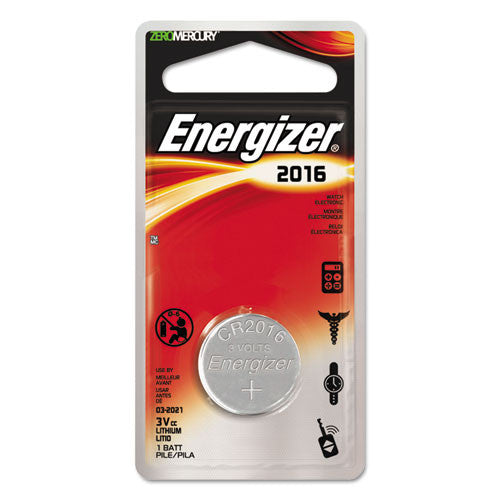 Energizer Lithium Watch Battery ; (039800088611)