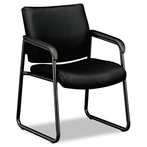 HON VL443 Guest Chair BSXVL443VC10, Black (UPC:884128209251)
