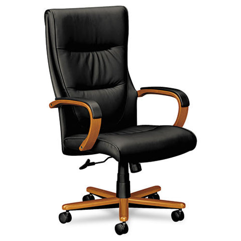 HON VL844 High Back Executive Chair BSXVL844HSP11, Black (UPC:884128242937)