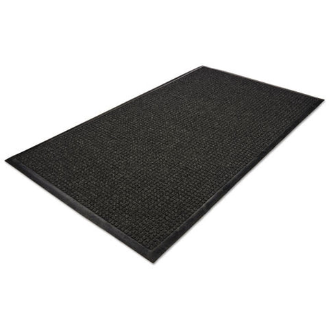 Guardian WaterGuard Wiper Scraper Indoor Mat MLLWG030504, Black (UPC:847029012160)