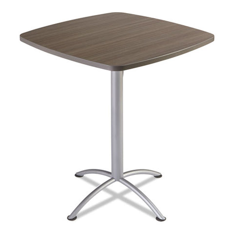 "Iceberg iLand 42""H Square Bistro Table ICE69757 ; UPC: 674785697573"