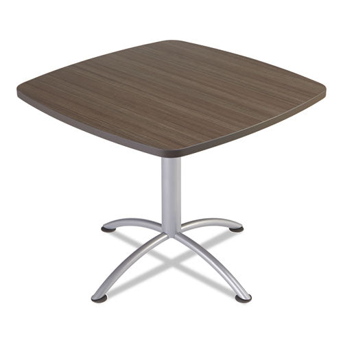 "Iceberg iLand 29""H Square Hospitality Table ICE69727 ; UPC: 674785697276"