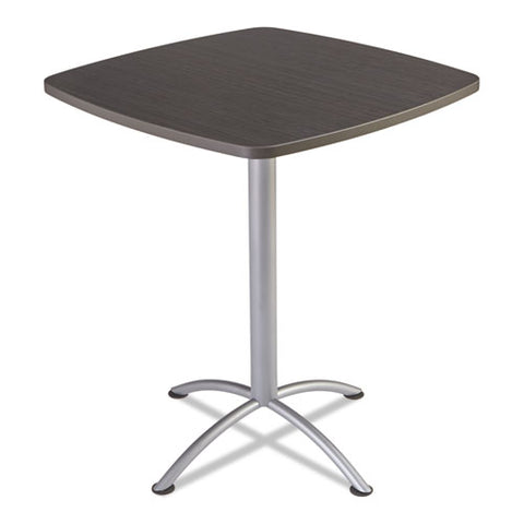 "Iceberg iLand 42""H Square Bistro Table ICE69754 ; UPC: 674785697542"