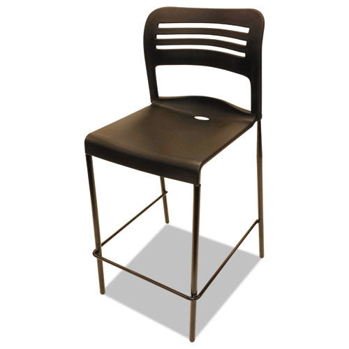 Alera Plus Counter Height Stacking Stool AAPBS612,  (UPC:042167500535)