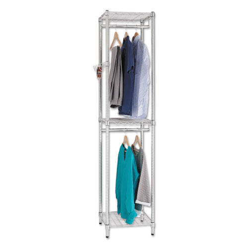 Alera Wire Shelving Garment Tower ; UPC: 42167923631