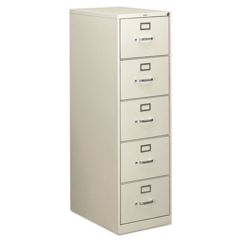 HON 310 Series Vertical File in Light Gray ; UPC: 089192127986