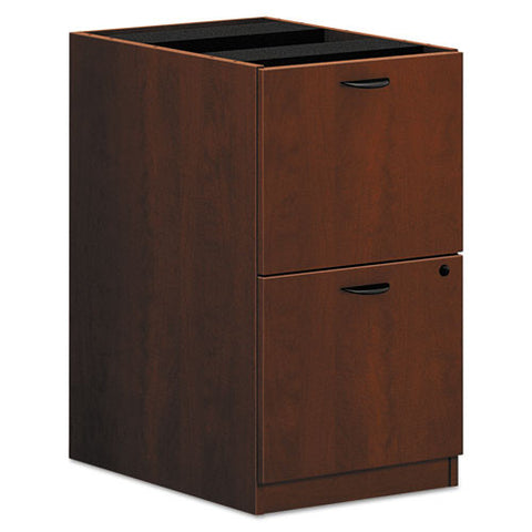 basyx by HON BL Series Pedestal File in Medium Cherry ; UPC: 089191952244