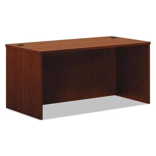 basyx by HON BL Series Desk Shell in Medium Cherry ; UPC: 089191950202