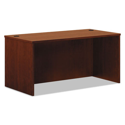 Buy Basyx By Hon Bl Series Desk Shell In Mahogany Online