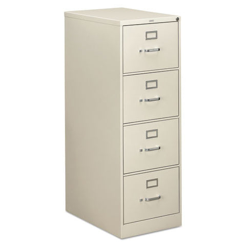 HON 310 Series Vertical File in Light Gray ; UPC: 089192127078