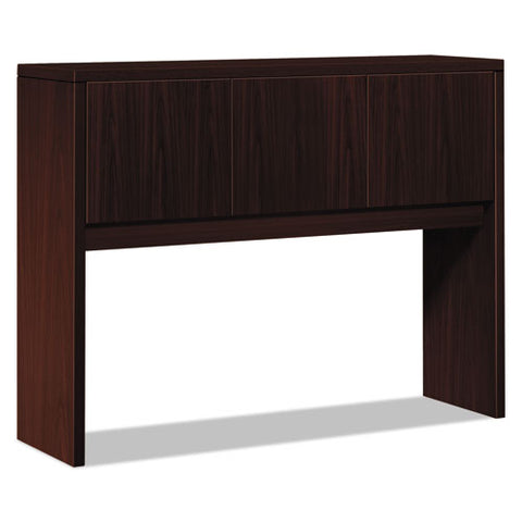 "HON 10500 Series Stack-On Hutch | 3 Doors | 48""W x 14-5/8""D x 37-1/8""H 