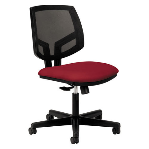 HON Volt Mesh Back Task Chair in Crimson ; UPC: 881728407742