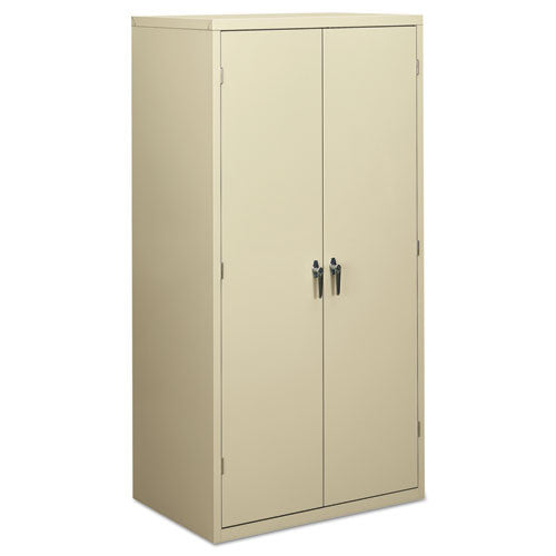 HON Brigade Storage Cabinet in Putty ; UPC: 089192705634