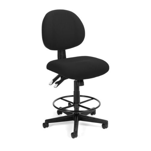 OFM 24-Hour Task Chair with Drafting Kit ; UPC: 845123031414