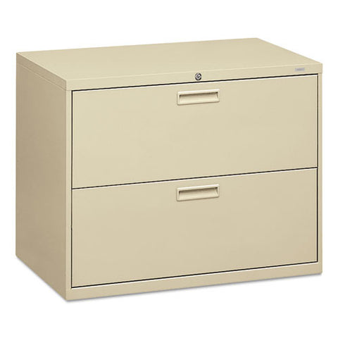 HON 500 Series Lateral File in Putty ; UPC: 089192365838