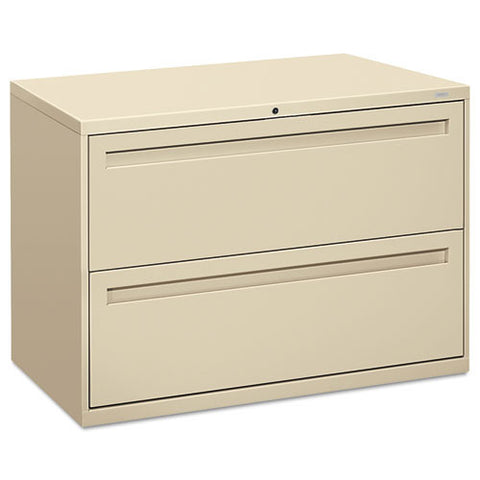 HON Brigade 700 Series Lateral File in Putty ; UPC: 089192863532