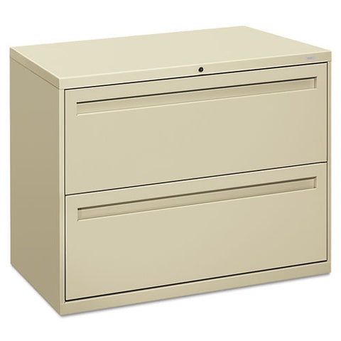 HON Brigade 700 Series Lateral File in Putty ; UPC: 089192863457
