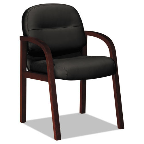 HON Pillow-Soft Guest Chair in Black ; UPC: 631530917195