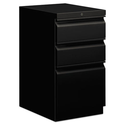 HON Brigade Mobile Pedestal in Black ; UPC: 631530590923