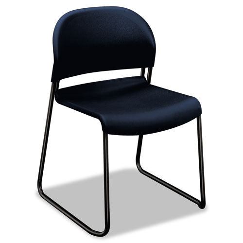 HON GuestStacker High-Density Stacking Chair | Regatta Shell | 4 per Carton ; UPC: 888206650218 ; Image 1