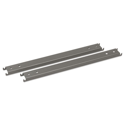 HON Double Front-to-Back Hanging File Rails in Gray ; UPC: 641128135016