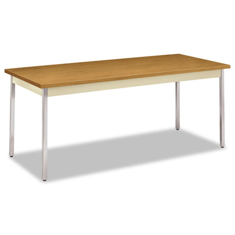 HON Rectangular Metal Utility Table HONUTM3072CLCHR ; UPC: 631530807519