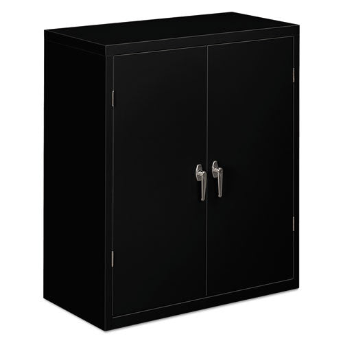 HON Brigade Storage Cabinet in Black ; UPC: 089192705702