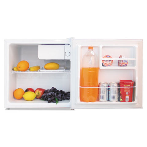 Alera 1.6 Cu. Ft. Refrigerator With Chiller Compartment ; UPC: 42167200251